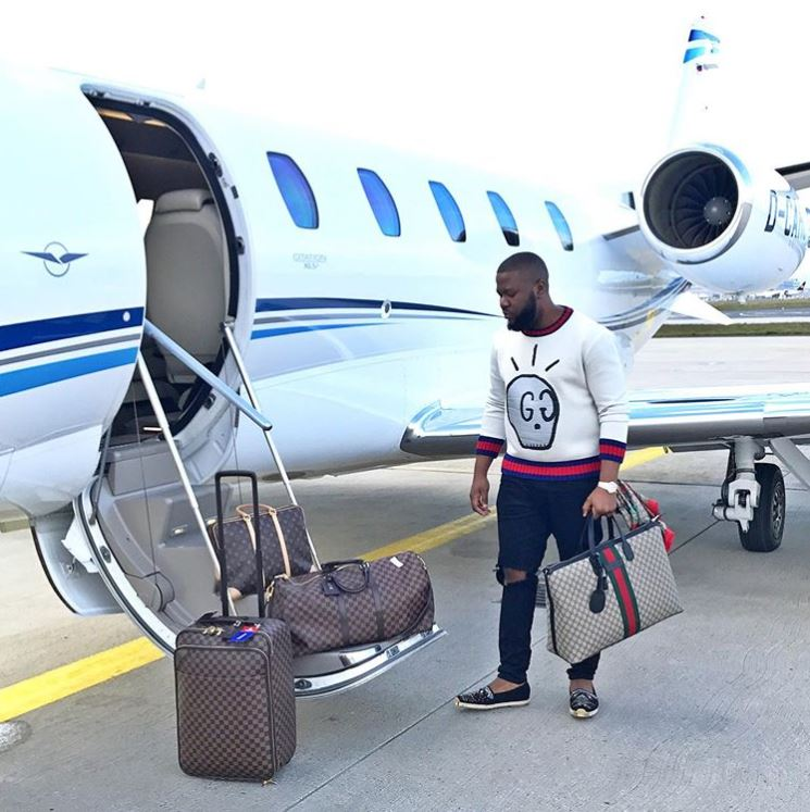 Hushpuppi Denied a Bail in an American court ruling:-He Doesn't deserve a bail