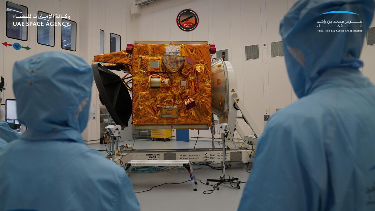 """EMIRATES MARS MISSION """"HOPEPROBE"""""""